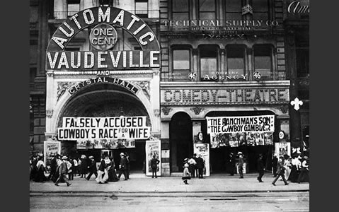 Theater: Vaudeville (1)
