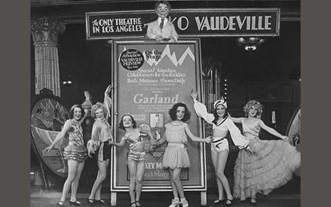 Theater: Vaudeville (2)